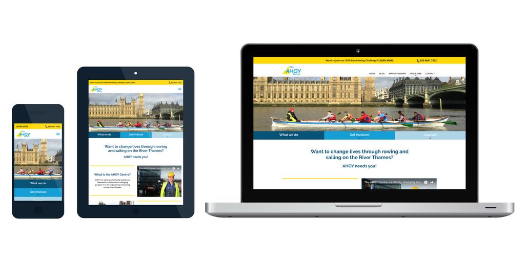 Website Design & Development with ESM Inbound