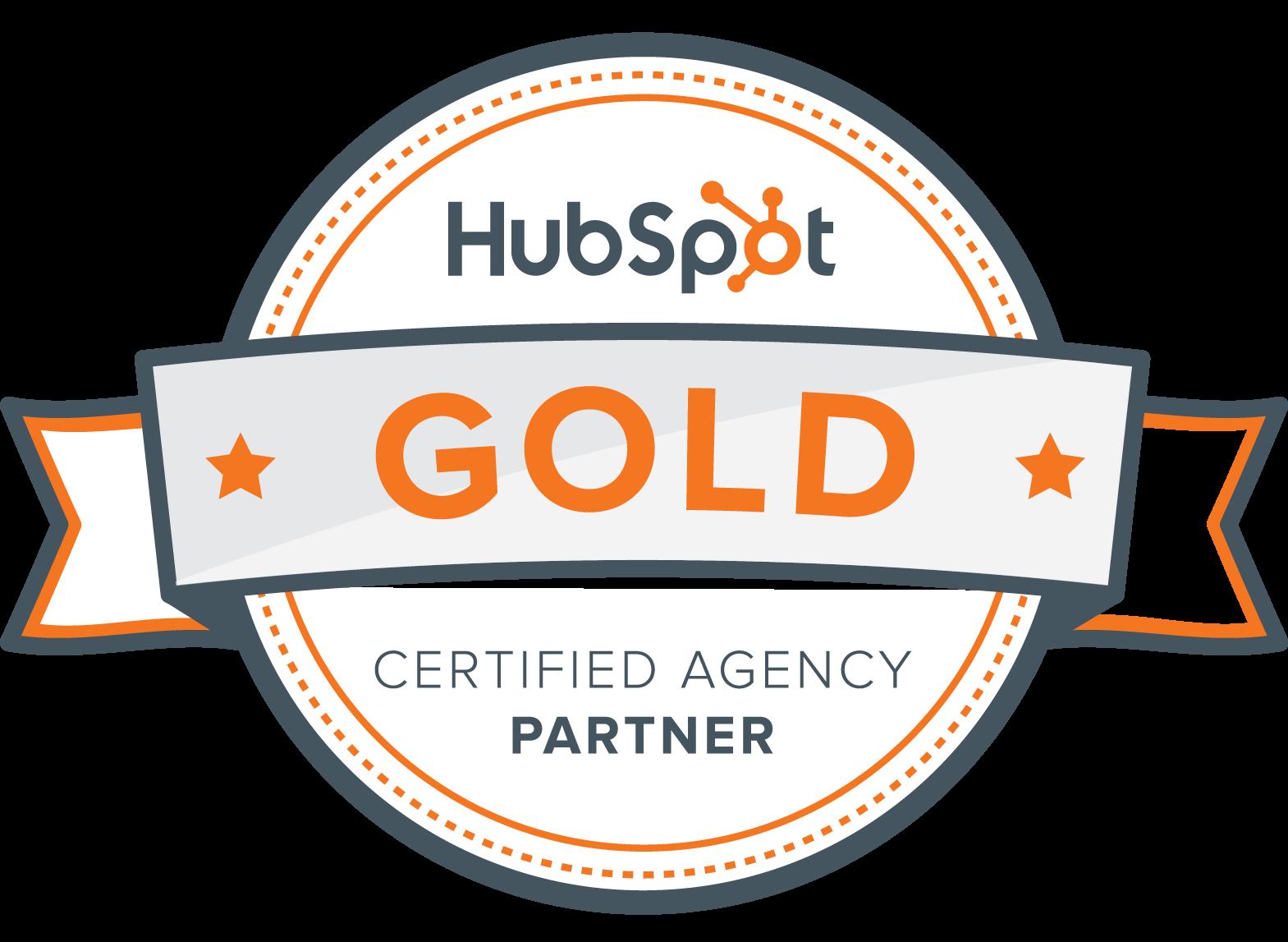 HubSpot Gold Agency Partners