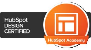 HubSpot Design Certified