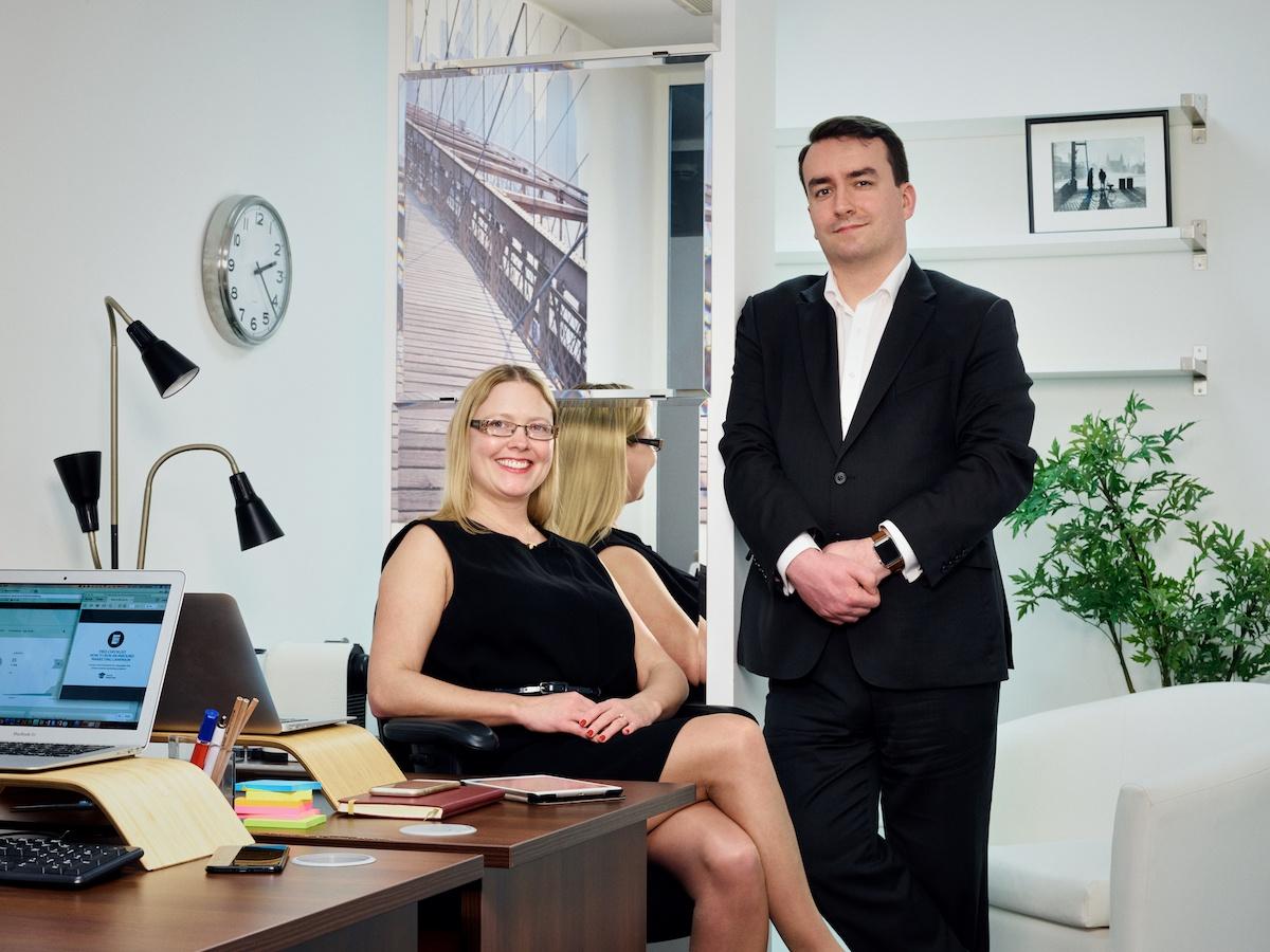ESM Inbound's Directors - John Kelleher and Lucy Seymour