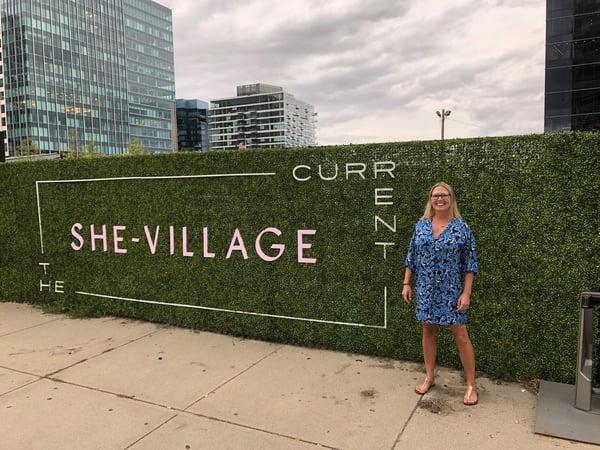 Inbound 2018 at She Village in Boston