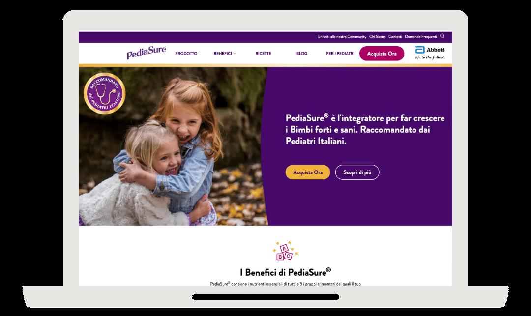 PediaSure desktop-1-1