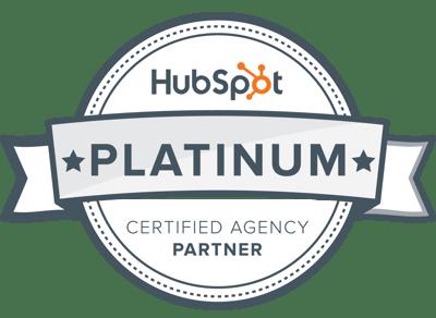 ESM Inbound is a HubSpot Platinum Certified Agency Partner