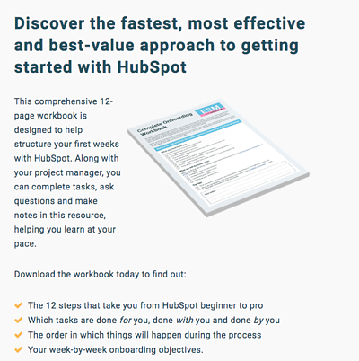 Content offer image for landing page