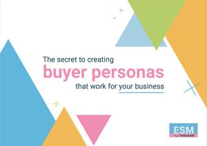 Buyer personas ebook guide