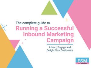 Inbound marketing campaigns ebook