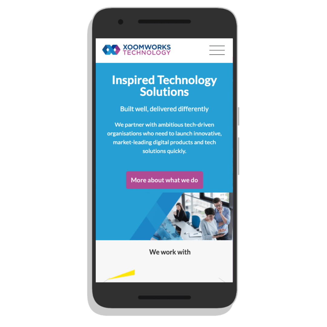 Xoomworks smartphone