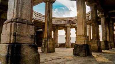 columns pillar pages