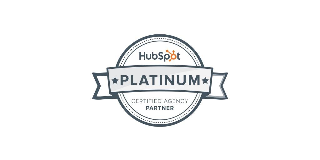 ESM Inbound is now a Platinum Certified HubSpot Partner Agency