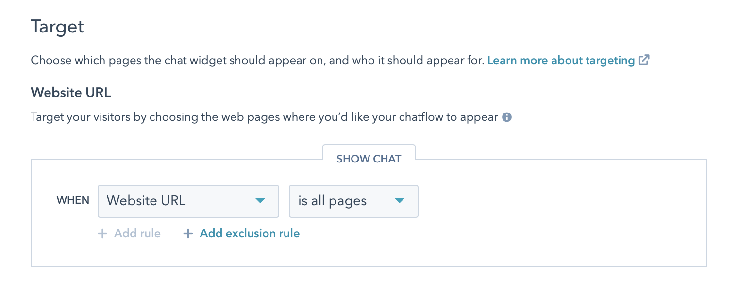 How to get started with live chat